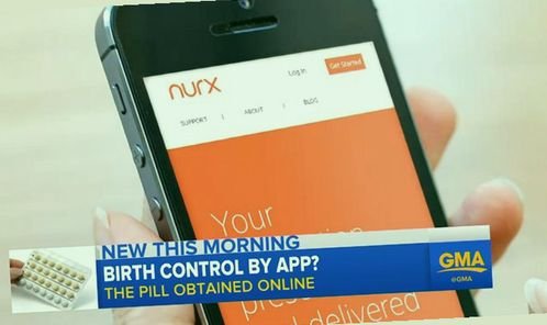 Who prescribes the pill online?
